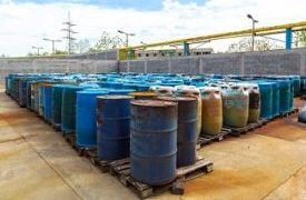 Hazardous Waste Management and Pollution