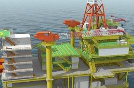Modelling and Analysis of Fixed Offshore Structures using SACS Software