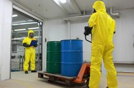 Storage & Handling of Toxic Chemicals & Hazardous Materials