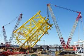 Topside/ Jacket Fabrication Works in Major Shipyards